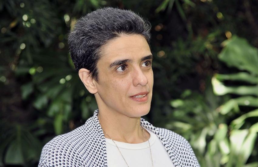 Sylvia Colombo escribe hace 20 años para Folha de São Paulo. Foto: Guillermo Legaria.
