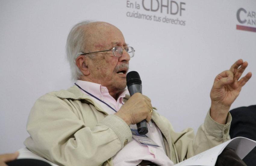 Javier Darío Restrepo | Fotografía: III Congreso Latinoamericano de Defensorías de las Audiencias