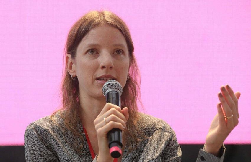 Claudia Gurfinkel | Fotografía: Joaquín Sarmiento.