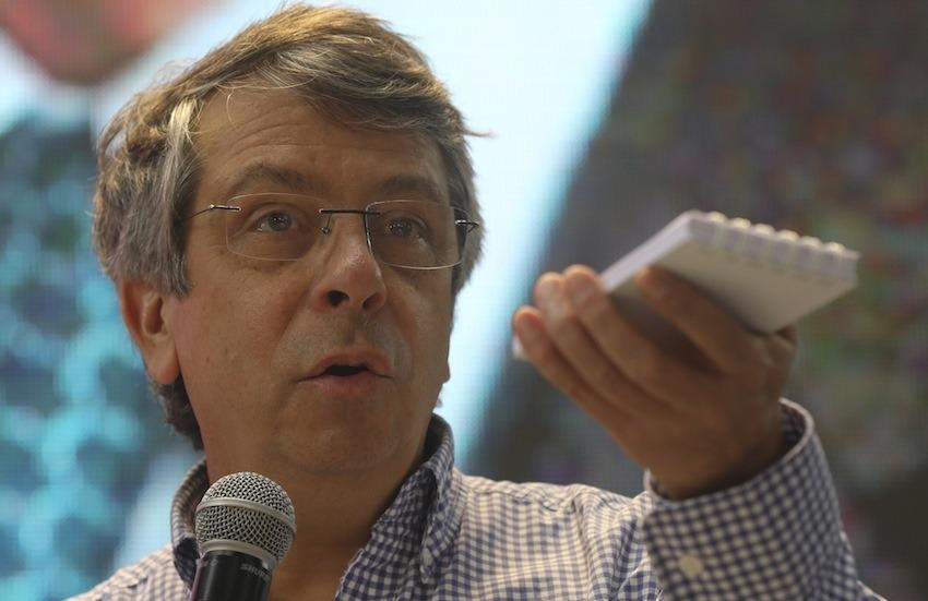 Rodrigo Pardo / Foto: Joaquín Sarmiento - Archivo FNPI