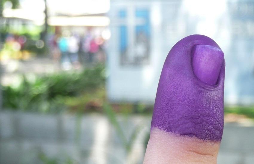 """""""Ya voté"""" por Gustavo Alvarado en Flickr / Usada bajo licencia Creative Commons"""