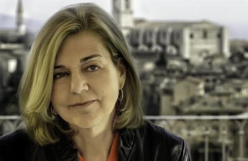 Margaret Sullivan - Tomada de @sulliview / Foto: Alessandro Migliardi
