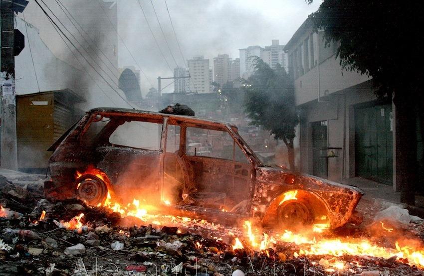 Favela Paraisópolis en São Paulo / Alex Vieira en Flickr / Usada bajo licencia Creative Commons