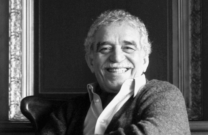 Gabriel García Márquez / Foto: Hernán Díaz - Archivo FNPI
