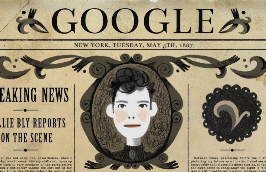 Ilustración: Google Doodle