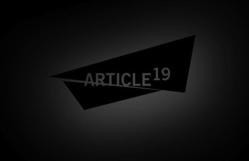 Ilustración: Article 19