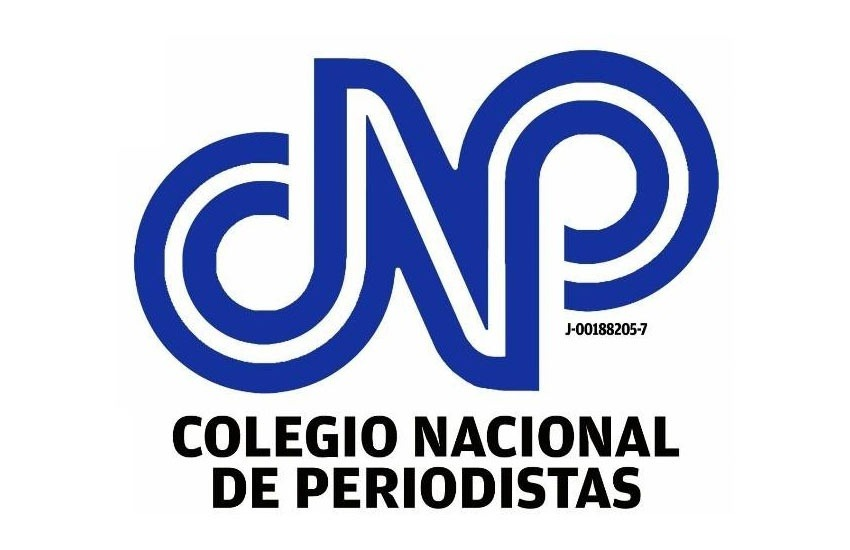 Foto: Facebook Colegio Nacional de Periodistas de Venezuela.