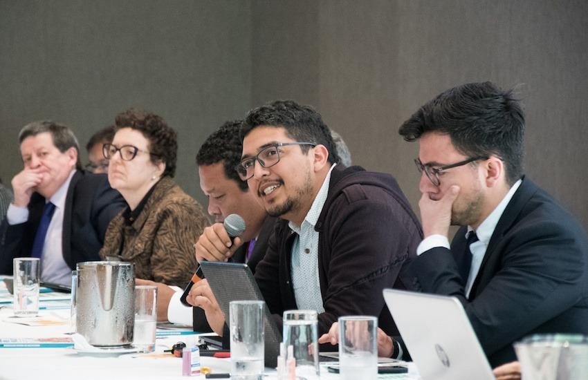 El evento tuvo lugar en el Metropolitan Club de Bogotá entre las 9:30 am y las 4:30 pm | Fotografía: Andrés Bernal para la FNPI.