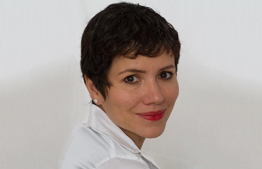 Sabrina Duque. Foto: Margarita Montealegre.