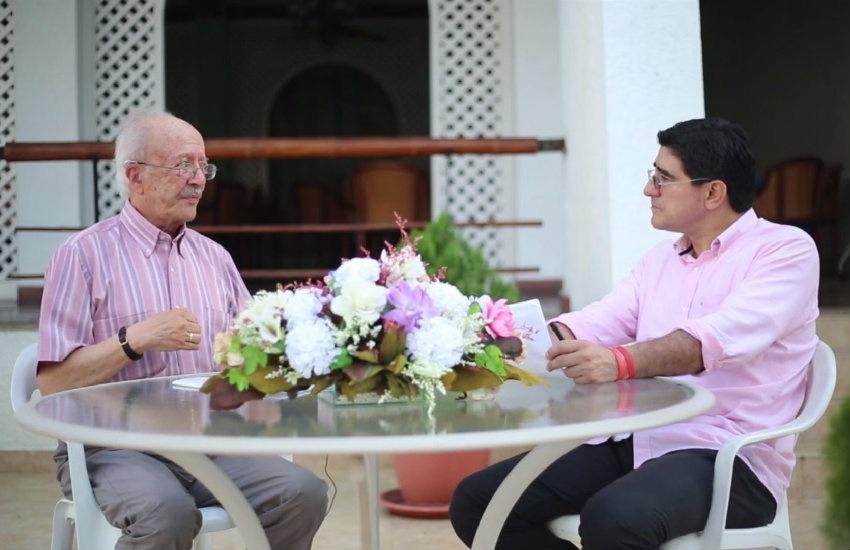 Javier Darío Restrepo entrevistado por Oscar Mario Pardo | Uniminuto