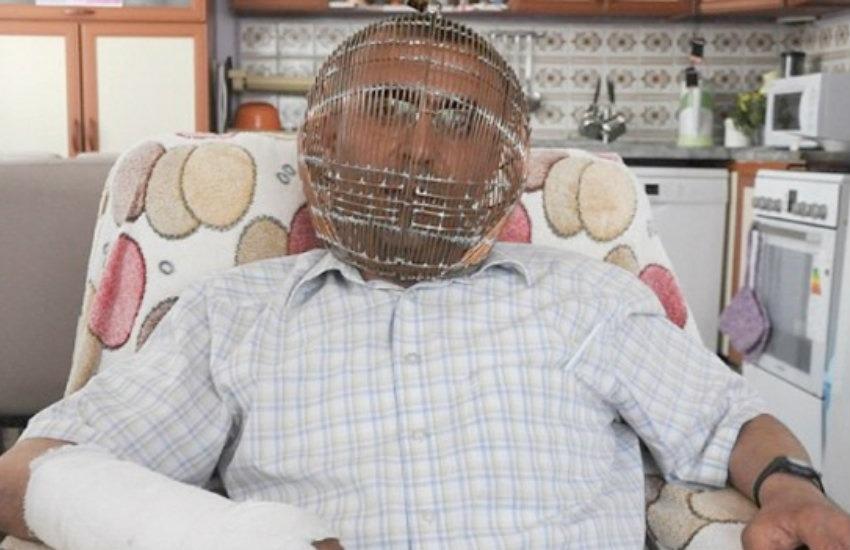 ¿En realidad un turco encerró su cabeza en una jaula para dejar de fumar?... ¡Responde nuestro quiz de noticias!