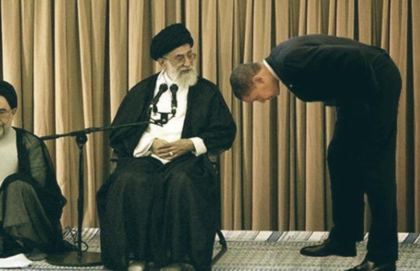 ¿Es auténtica esta imagen de Obama haciéndole reverencia al ayatola Jamenei?... ¡Responde nuestro quiz de noticias!