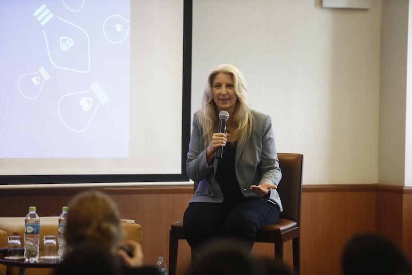 Janine Warner, confundadora y directora ejecutiva de SembraMedia.
