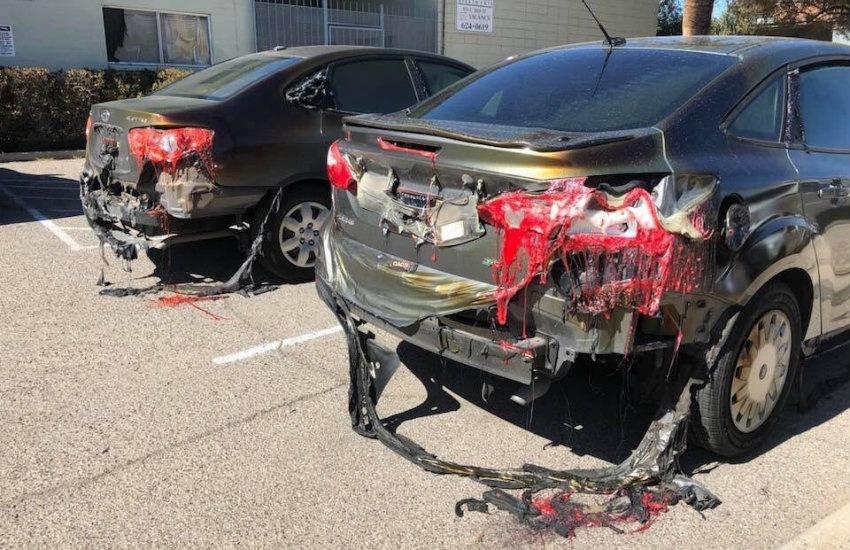 ¿En realidad la ola de calor está derritiendo autos en Arizona?... ¡Responde nuestro quiz de noticias!
