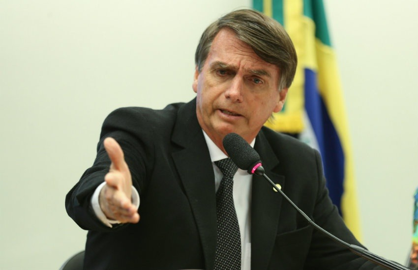 Jair Bolsonaro, presidente electo de Brasil | Fotografía: Agência Brasil Fotografias en Flickr. Usada bajo licencia Creative Commons.