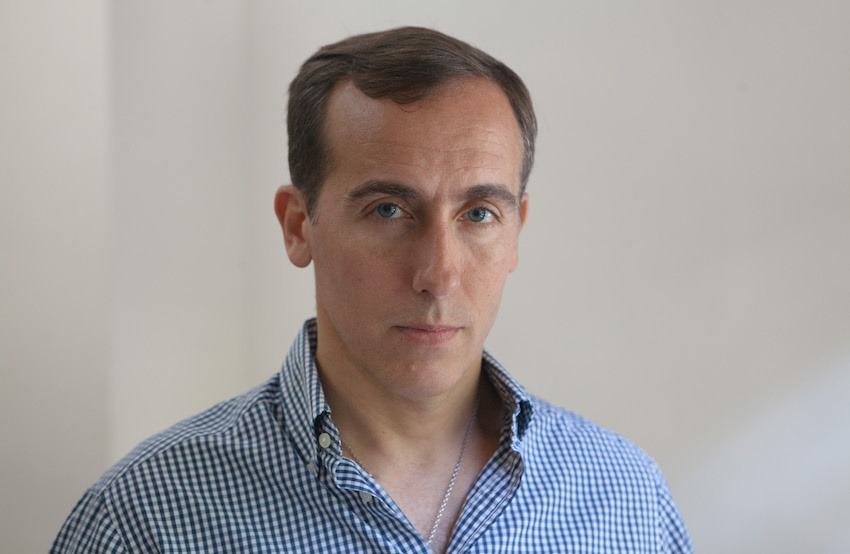 Hugo Alconada Mon dirigió en Sao Paulo, Brasil, el taller 'Investigando al poder: el cubrimiento de nuevos gobiernos'. Foto: André Bueno.