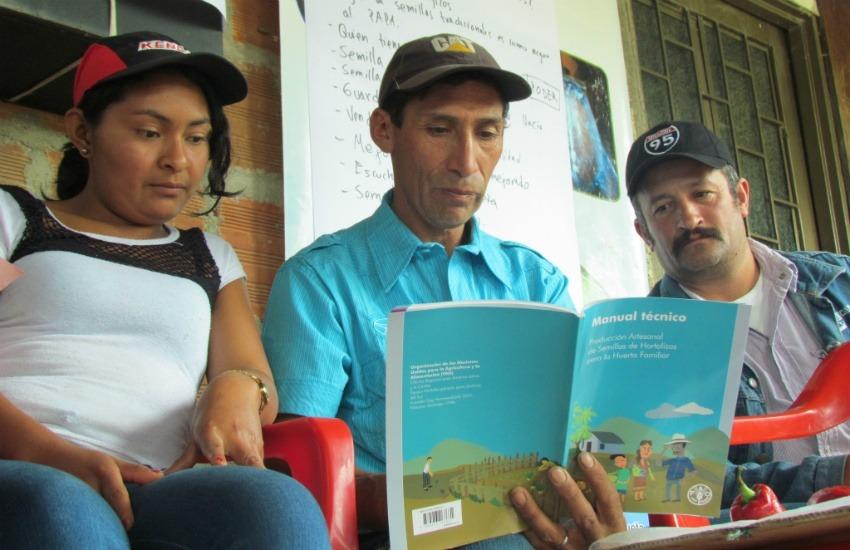Foto: Representación FAO Colombia