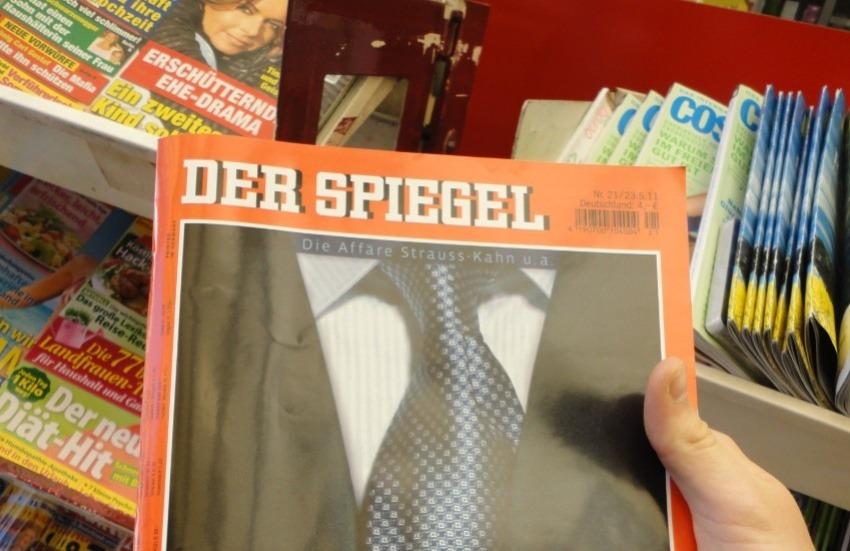 Portada del Spiegel en 2011. Paul Sableman en Flickr. Usada bajo licencia Creative Commons