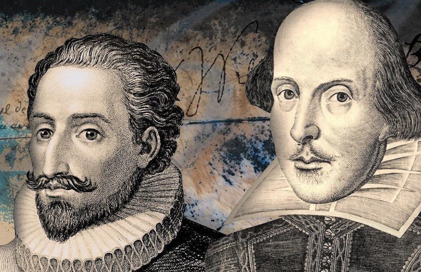 ¿Es cierto que Cervantes y Shakespeare murieron el mismo día?... ¡Responde nuestro quiz de noticias!