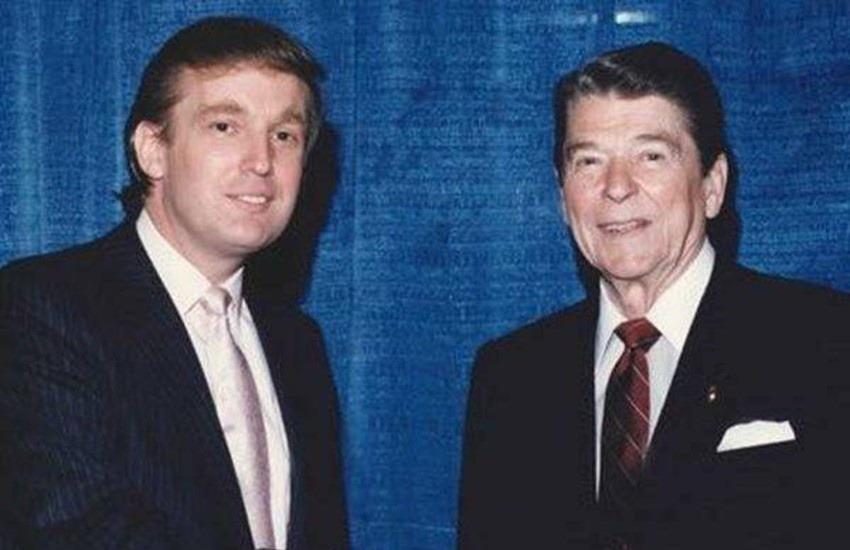 ¿Es cierto que Ronald Reagan predijo que Trump sería Presidente de Estados Unidos?... ¡Responde nuestro quiz de noticias!