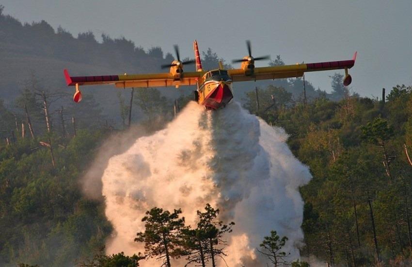 ¿Es cierto que México envió aviones militares para ayudar a apagar los incendios en la Amazonía?... ¡Responde nuestro quiz de noticias!