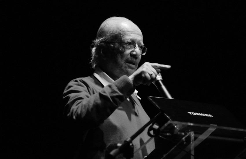Javier Darío Restrepo | Fotografía: Fundación Gabo.