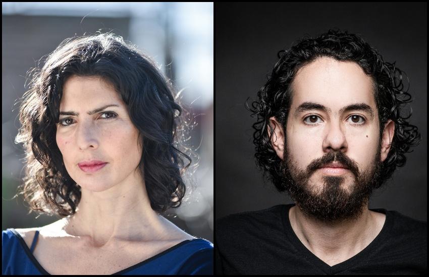 Josefina Licitra y Jorge Comensal.