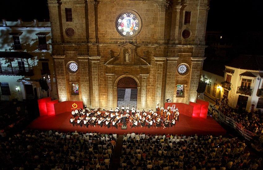 Concierto. Festival Internacional de Música Clásica.Fotos: Joaquín Sarmiento/Archivo FNPI