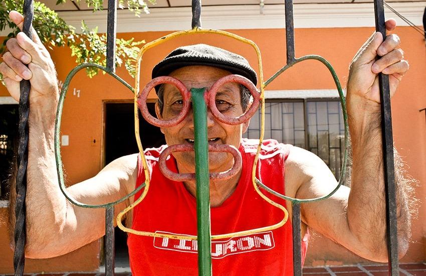 Paragüitas. Barranquilla, Colombia. Joaquín Sarmiento/Archivo FNPI