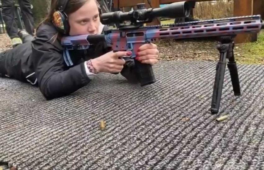 ¿Realmente la activista ambiental Greta Thunberg es amante de las armas?... ¡Responde nuestro quiz de noticias!