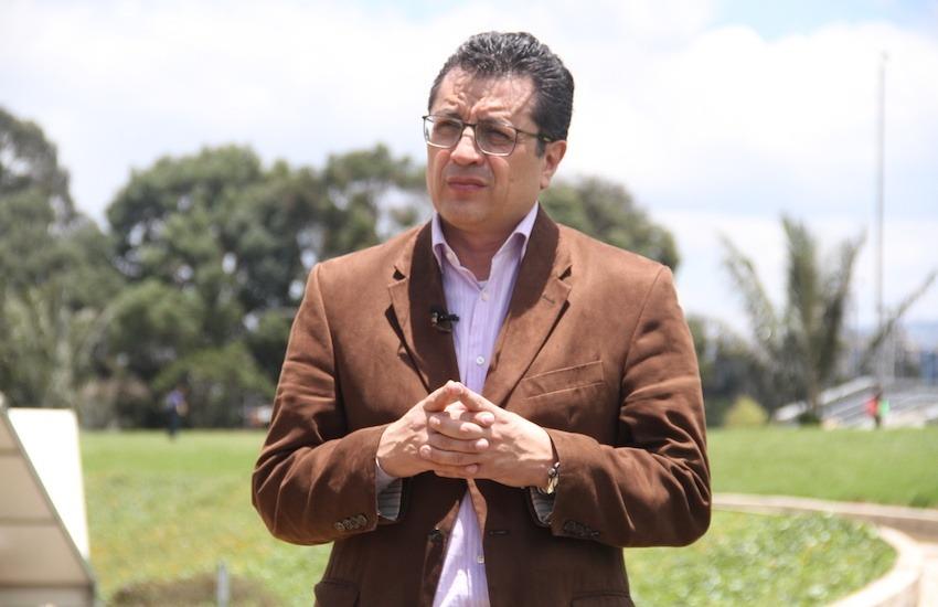 Daniel Lizárraga. Foto: Archivo Fundación Gabo.