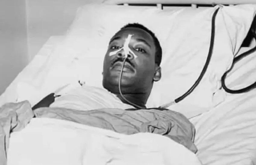 ¿Cuándo fue tomada est fotografía? ¿Antes o después de que Martin Luther King recibiera el disparo que causó su muerte en 1968?... ¡Responde nuestro quiz de noticias!