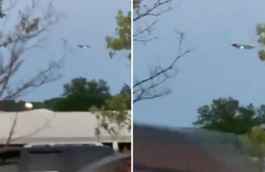 En video quedó registrado el vuelo de un extraño objeto volador sobre Nueva Jersey, ¿realmente se trató de un OVNI?.... ¡Responde nuestro quiz de noticias!