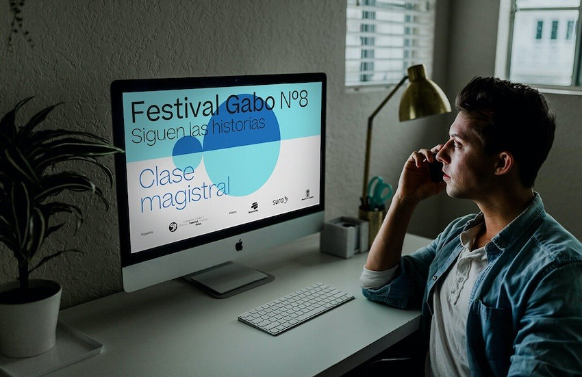Clases magistrales del Festival Gabo 2020.