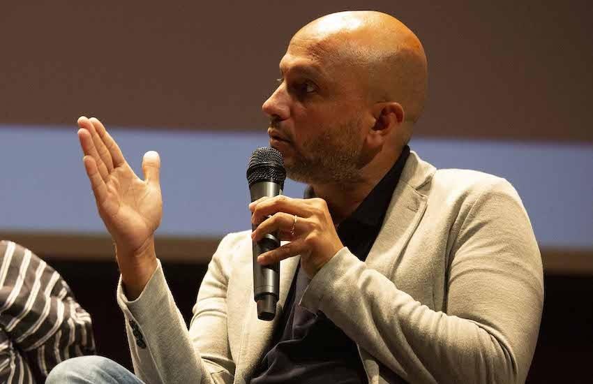Jorge Carrión, escritor y crítico cultural español. Foto: Archivo Fundación Gabo.