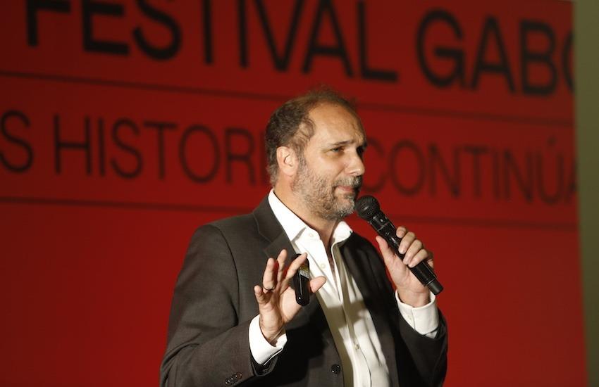 Chani Guyot, CEO y director del medio argentino Red/Acción.