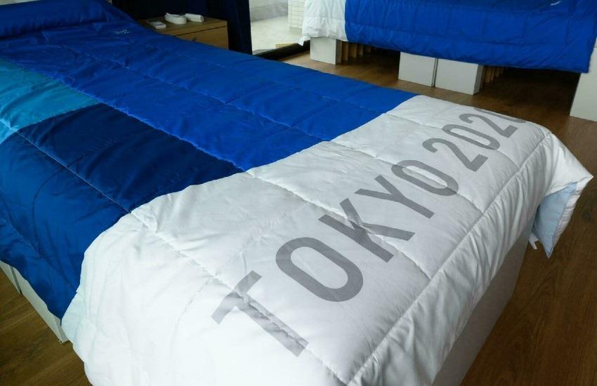 ¿En realidad las camas para los atletas en los Juegos Olímpicos Tokio 2020 fueron hechas de cartón para que los atletas no tuvieran relaciones sexuales sobre ellas?... ¡Responde nuestro quiz de noticias!