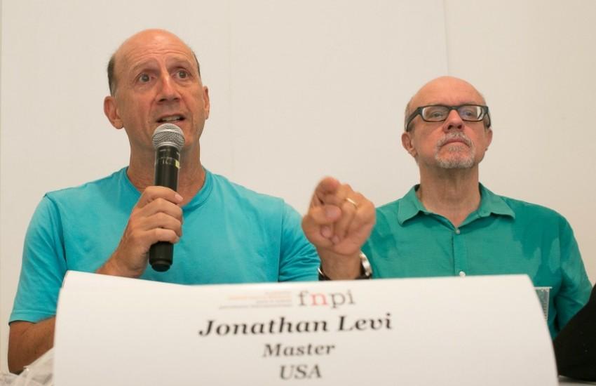 Jonathan Levi y Héctor Feliciano son los maestros directores de la Beca Gabo.