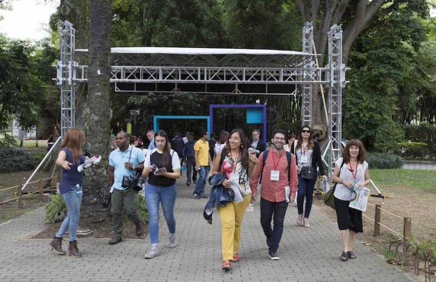 Festival Gabo 2017. Foto: Julián Roldán / FNPI
