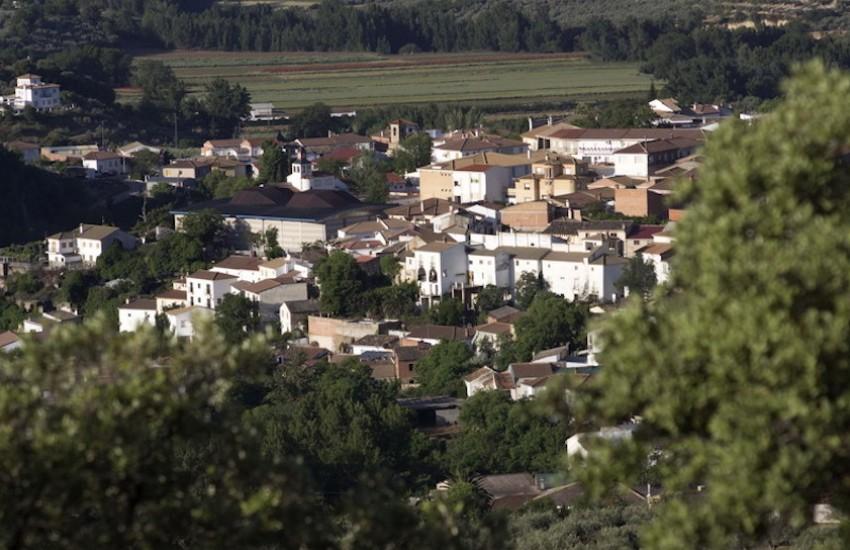 Frailes, Andalucía (España). Foto: Ayuntamiento de Frailes.