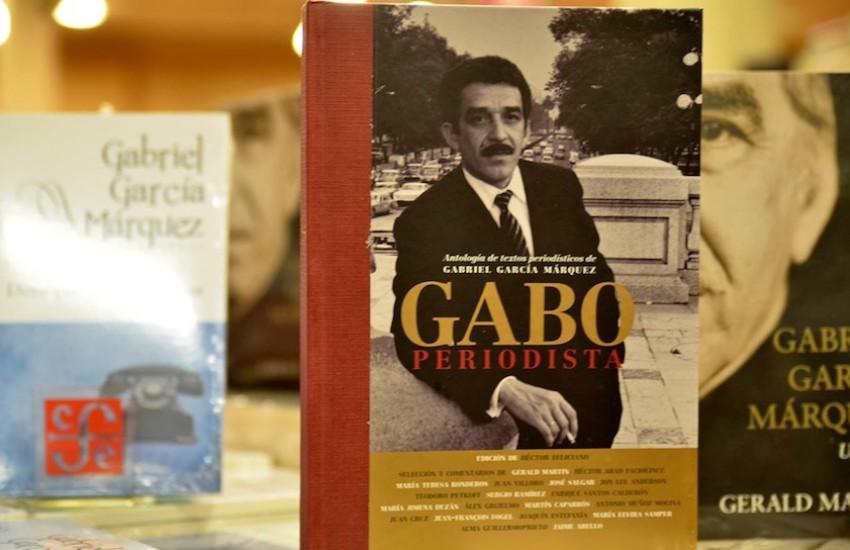 Portada del libro 'Gabo, periodista', originalmente publicado en 2012.