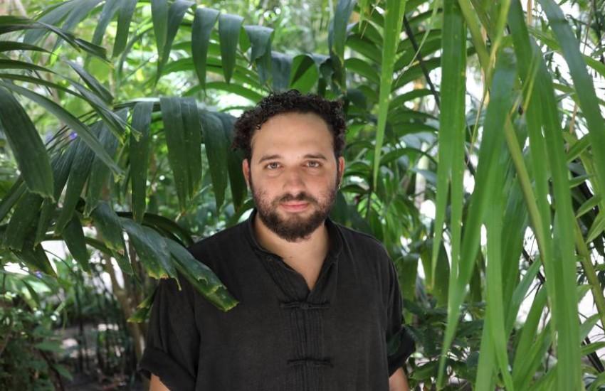 Nelson Carlo de los Santos, director deCocote. Foto: Joaquín Sarmiento/FNPI.