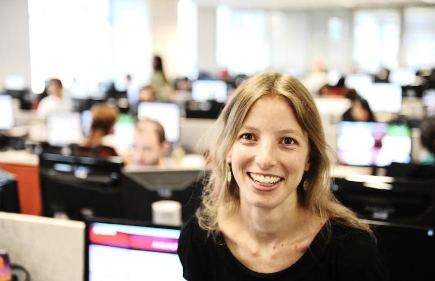 Claudia Gurfinkel, líder de Alianzas con Medios para Latinoamérica en Facebook.