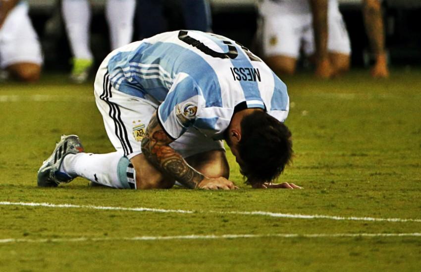 ¿Es cierto que Messi se lesionó entrenando y se perderá el Mundial?... ¡Responde nuestro quiz de noticias!