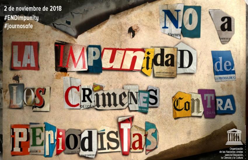 Imagen oficial de la campaña de la Unesco este año.