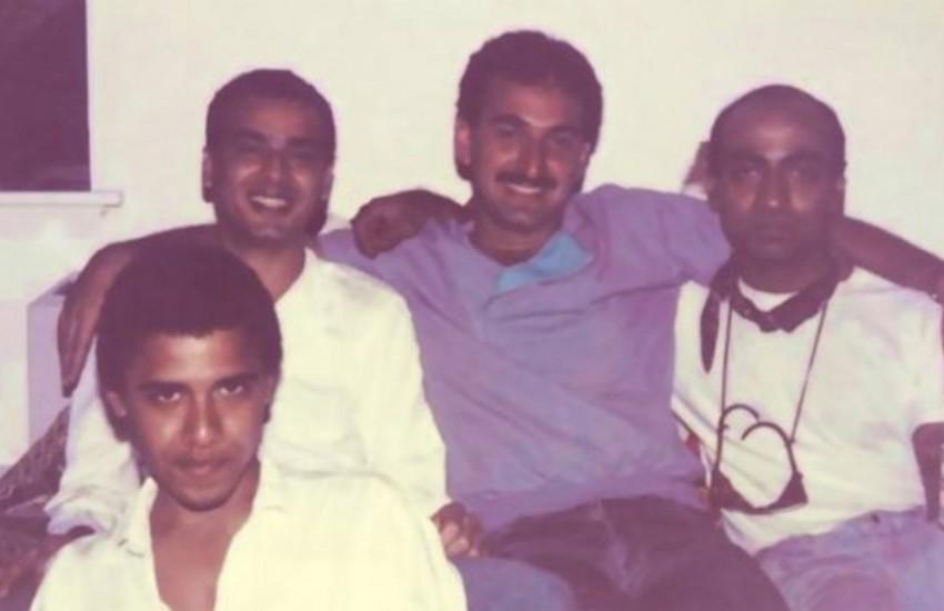 ¿Realmente comprueba esta foto que Barack Obama era amigo de juventud del príncipe saudita Al-Waleed bin Talal?... ¡Responde nuestro quiz de noticias!