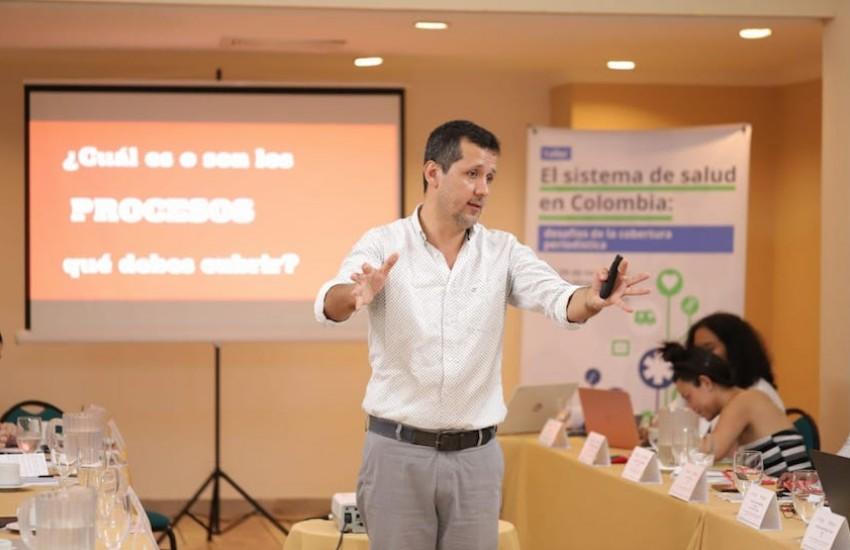 José Luis Novoa, exdirector del Taller del Nuevo Periodismo de la FNPI. Foto: FNPI.