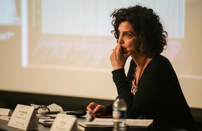 Tina Rosenberg codirigirá el taller 'Investigando problemas y soluciones' en Guatemala. Foto: Emmanuel Upegui / FNPI.