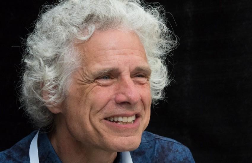Steven Pinker. Fotografía: Rhododendrites en Wikimedia Commons.