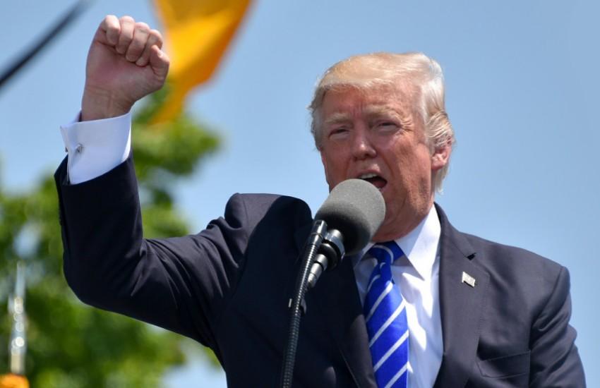 Donald Trump busca su reelección en 2020. Repetidamente ha mostrado su desprecio por la labor de The New York Times. Fotografía: Geralt en Pixabay. Usada bajo licencia Creative Commons.